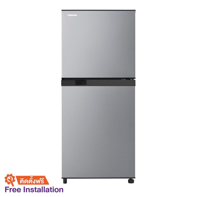 Double Doors Refrigerator (6.4 Cubic, Silver) GR-B22KP(SS)
