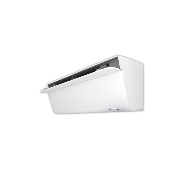 White PANASONIC Inverter CS-KU9WKT