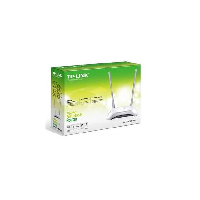 TP-LINK Router  (TL-WR840N) Wireless N300 Advice Online