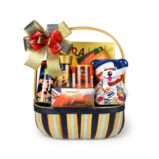 OfficeMate No.1 Gift Basket Set NY2020