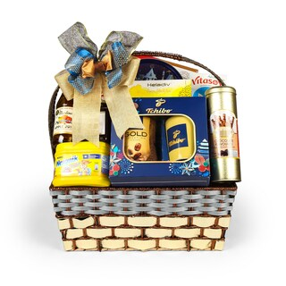 OfficeMate No.7 Gift Basket Set NY2020