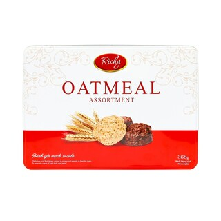 Richy Oatmeal Assortment Cookies