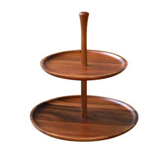Double tiered platter Zopa NT024