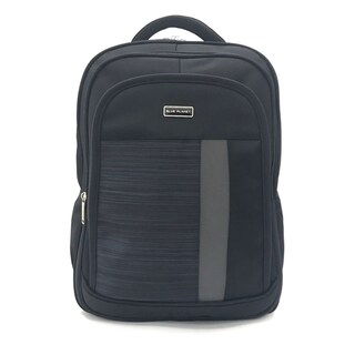 BLUE PLANET Backpack Notebook PN1656 (Black)
