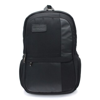 BP WORLD Notebook Backpack PN57308 Black