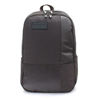 BP WORLD Notebook Backpack PN57411 Brown